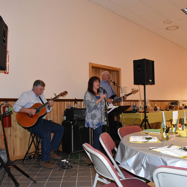 Music  Homemade Jam at 2016 Farmer Neighbor Dinner