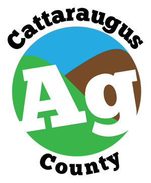 Logo for Cattaraugus County Ag Help website