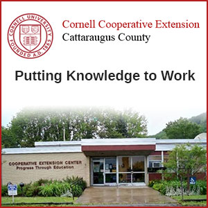 Cornell Cooperative Extension of Cattaraugus Counties ... putting knowledge to work