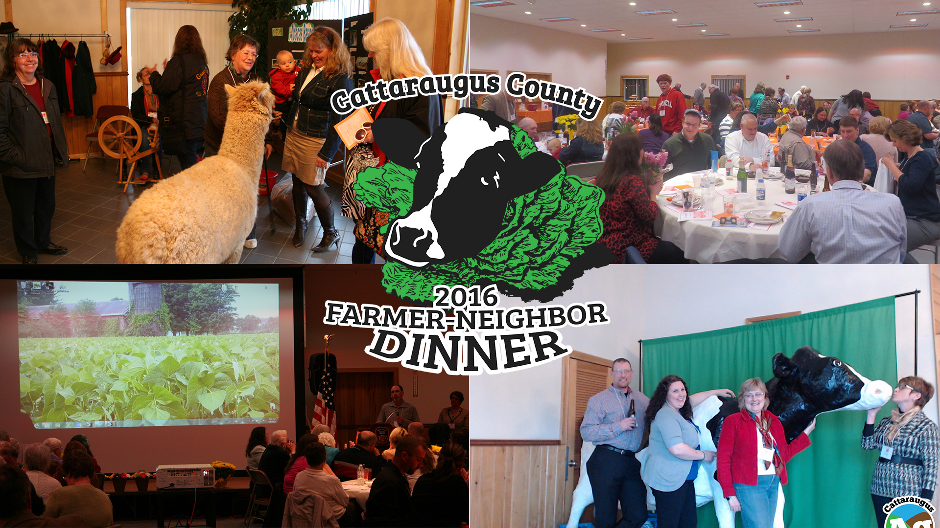 Farmer-Neighbor Dinner on April 13, 2016